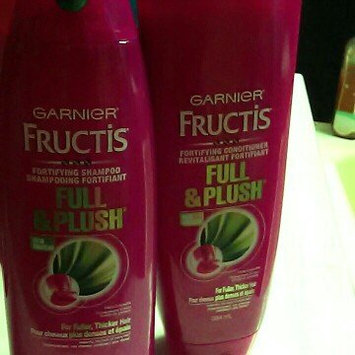 Garnier® Fructis® Full & Plush Conditioner 13 fl. oz. Bottle uploaded by Mandy B.