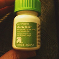 up & up All Day Allergy Relief Ceterizine Tablets uploaded by Amber G.