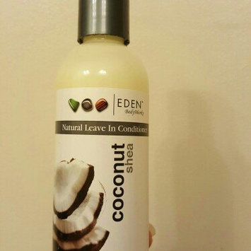 EDEN BodyWorks Coconut Shea All Natural Leave In Conditioner uploaded by Jasmine B.