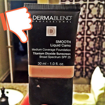 Dermablend Smooth Liquid Camo Foundation uploaded by Kaitlyn H.