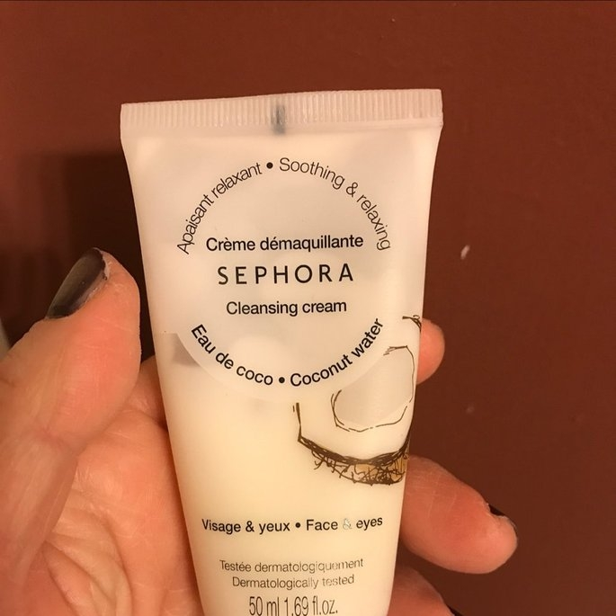 SEPHORA COLLECTION Cleansing & Exfoliating Cleansing Cream Coconut Water 1.69 oz/ 50 mL uploaded by Lisa P.