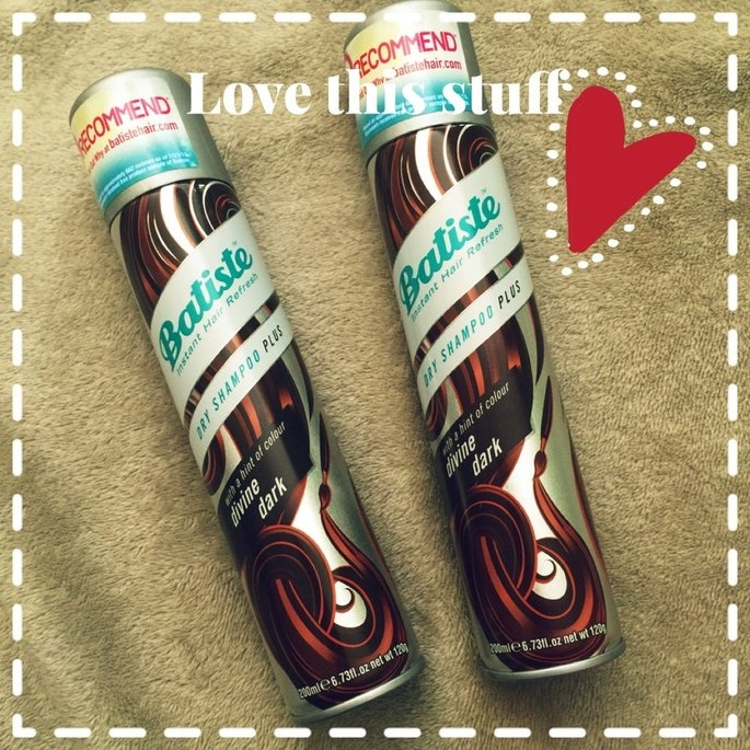 Batiste Dry Shampoo Hint of Color uploaded by Erika H.