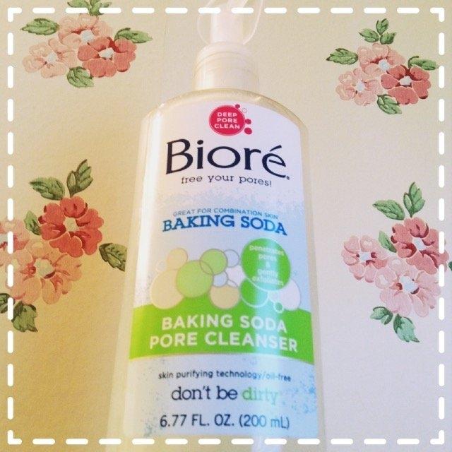 Bioré® Baking Soda Pore Cleanser uploaded by Olivia A.