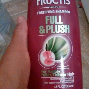 Photo of Garnier Fructis Full & Plush Shampoo uploaded by Abigail G.