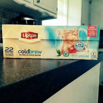 Lipton® Serve Hot or Iced Tea Bags uploaded by Catelin M.