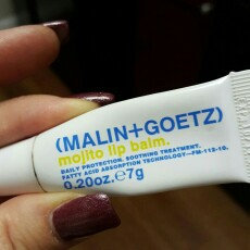 MALIN+GOETZ mojito lip balm uploaded by Deana C.