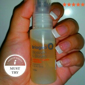 Photo of Briogeo Blossom & Bloom Ginseng + Biotin Volumizing Spray uploaded by Nallely G.