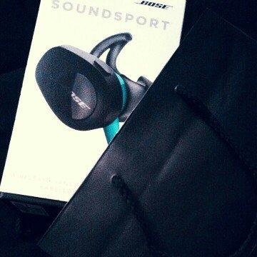 Bose SoundSport In-Ear Wireless Headphones - Black BLACK uploaded by Desiree G.