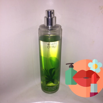 Photo of Bath & Body Works® Signature Collection WHITE CITRUS Fine Fragrance Mist uploaded by Kyrsten D.