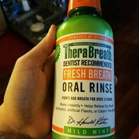 TheraBreath Naturally Oxygenating Oral Rinse uploaded by Maritza b.