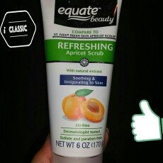 Equate Beauty Blemish Control Apricot Scrub, 6 oz uploaded by Makasha D.