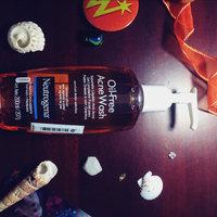 Neutrogena Oil-Free Acne Wash uploaded by Ana R.
