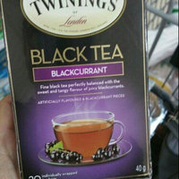 Twinings Black Currant Tea uploaded by Irina J.