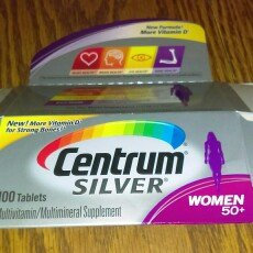 Centrum Silver Women 50+ Multivitamin, Tablets uploaded by Amanda Y.