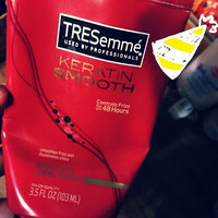 TRESemmé Keratin Smooth Smoothing Crème Serum uploaded by antonia r.