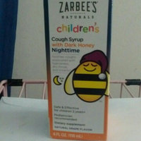ZarBee's All-Natural Children's Nightime Cough Syrup uploaded by Susan A.