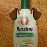 Bactine Pain Relieving Cleansing Spray uploaded by steven j.