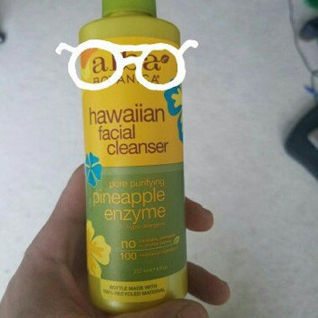 Alba Botanica Hawaiian Facial Cleanser Pore Purifying Pineapple Enzyme uploaded by Michael M.
