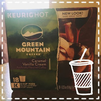 Green Mountain Caramel Vanilla Cream Coffee uploaded by Arin M.