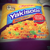 Maruchan Yakisoba Roast Chicken Flavor Home-Style Japanese Noodles uploaded by AJ S.