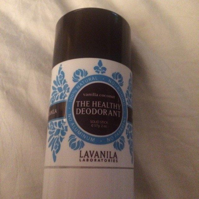 Lavanila Laboratories The Healthy Deodorant uploaded by Annalisa W.