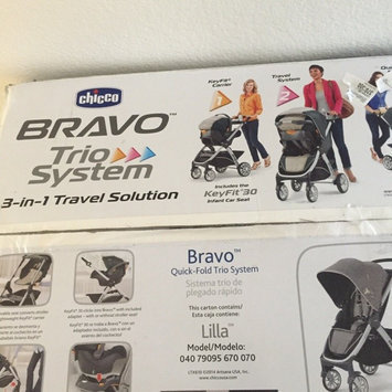 Photo of Chicco Bravo Trio Travel System - Lilla - 1 ct. uploaded by Melissa F.