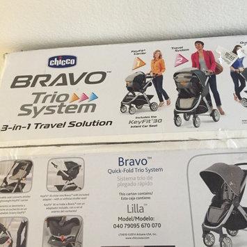 Chicco Bravo Trio Travel System - Lilla - 1 ct. uploaded by Melissa F.