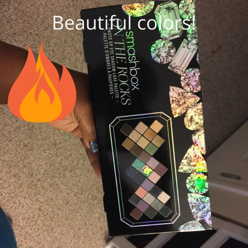 Photo of Smashbox ON THE ROCKS PHOTO OP EYE SHADOW LUXE PALETTE New! Holiday 2014 Limited Edition uploaded by Kjar L.