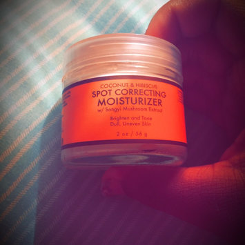 SheaMoisture Coconut & Hibiscus Spot Correcting Moisturizer uploaded by Nicole L.