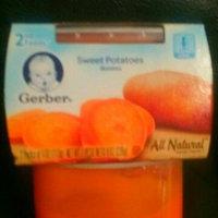Gerber® 2nd Foods® Baby Food   Sweet Potato uploaded by Claribel D.