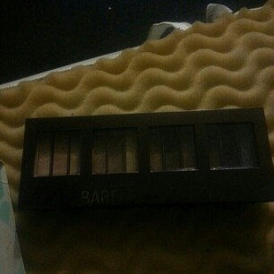 Photo of CITY COLOR Barely Exposed Eye Shadow Palette Day/Night uploaded by Ebony B.