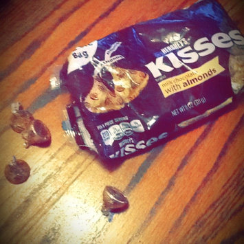 Photo of Hershey's Kisses Milk Chocolates With Almonds uploaded by Crystal C.