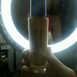 Rimmel: Rimmel Match Perfection Foundation True Ivory uploaded by connor j.