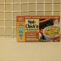 Edward & Sons Not-Chick'n Bouillon Cubes, 2.5-Ounce Boxes (Pack of 12) uploaded by Elise M.