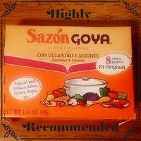 Goya Sazon Coriander & Annatto Seasoning uploaded by Sheila N.