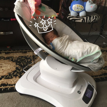 Photo of 4Moms MamaRoo Plush uploaded by Crista Z.