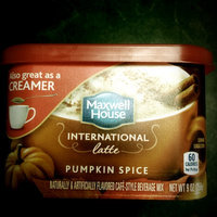 Maxwell House International Cafe Pumpkin Spice Latte uploaded by Andrea W.