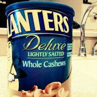 Planters Deluxe Lightly Salted Whole Cashews Can uploaded by Dalena C.