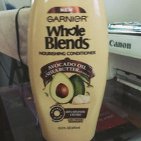 Garnier® Whole Blends™ Avocado Oil & Shea Butter Extracts Nourishing Conditioner 12.5 fl. oz. Bottle uploaded by Nelly l.