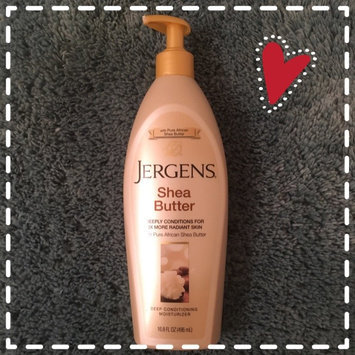 Photo of JERGENS® Shea Butter Deep Conditioning Moisturizer uploaded by member-2c8b8d9df