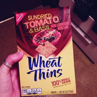 Nabisco Wheat Thins Sundried Tomato & Basil Crackers uploaded by Heather B.