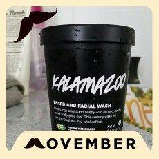Photo of LUSH Kalamazoo Beard and Facial Wash uploaded by Danielle F.