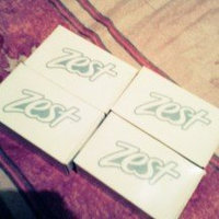 Zest Family Deodorant Soap Bars 3 Pack Aqua uploaded by María R.