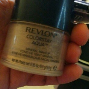 Revlon Colorstay Aqua Mineral Makeup uploaded by Krystina M.