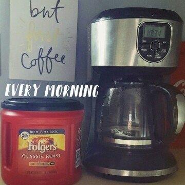 Folgers Coffee Classic Roast uploaded by Stephanie H.