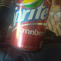 Sprite Zero Cranberry Zero Calorie Lemon-Lime Soda Cranberry uploaded by Alexis B.