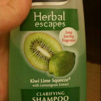 Alberto VO5 Herbal Escapes Clarifying Shampoo Kiwi Lime Squeeze uploaded by Diane A.