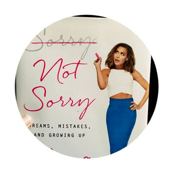 Photo of Sorry Not Sorry: Dreams, Mistakes, and Growing Up uploaded by Rebecca D.