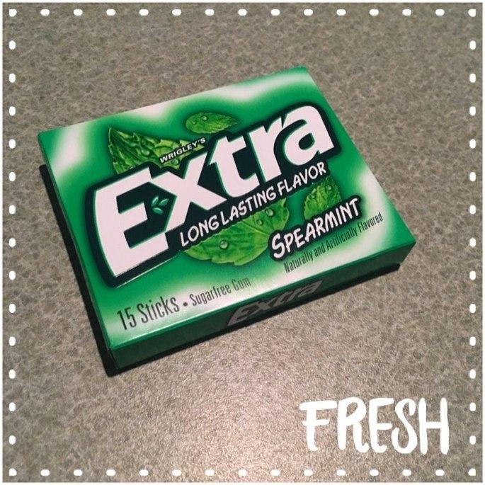 Extra Spearmint Sugar-Free Gum uploaded by Lynnrae G.