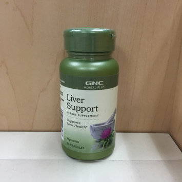 Photo of GNC Herbal Plus Liver Support, Capsules, 50 ea uploaded by Leslye R.